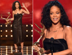 Rihanna In Vintage John Galliano - Spike TV's 'Guys Choice 2014′