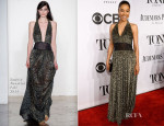 Sophie Okonedo In Sophie Theallet - 2014 Tony Awards