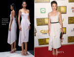 Tatiana Maslany In Cushnie et Ochs - 2014 Critics' Choice Television Awards