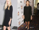 Teresa Palmer In Gucci - 'Cut Bank' Los Angeles Film Festival Screening