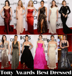 Who Was Your Best Dressed At The Tony Awards?