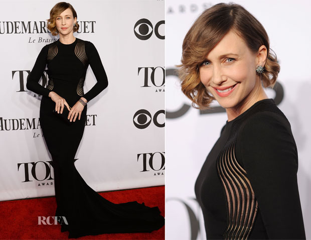 Vera Farmiga In Stella McCartney - 2014 Tony Awards