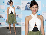 Victoria Justice In SachinBabi Noir - 'Spent: Looking for Change' LA Premiere