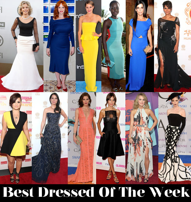 Who Was Your Best Dressed This Week 6 June