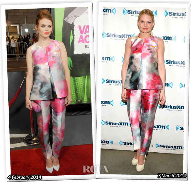 Who Wore Elena Reva Better Holland Roden or Jennifer Morrison