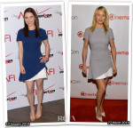 Who Wore Victoria Beckham Better...Emilia Clarke or Cameron Diaz?