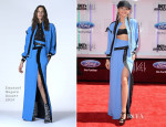 Zendaya Coleman In Emanuel Ungaro - 2014 BET Awards