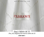 Net-A-Porter US Sale Final Clearance Is On