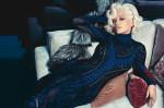 Rita Ora for Roberto Cavalli Fall 2014 Ad Campaign