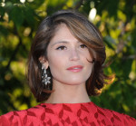 Gemma Arterton in Prabal Gurung