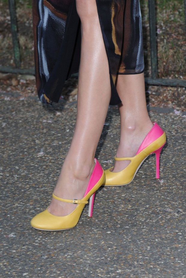 Donna Air's shoes
