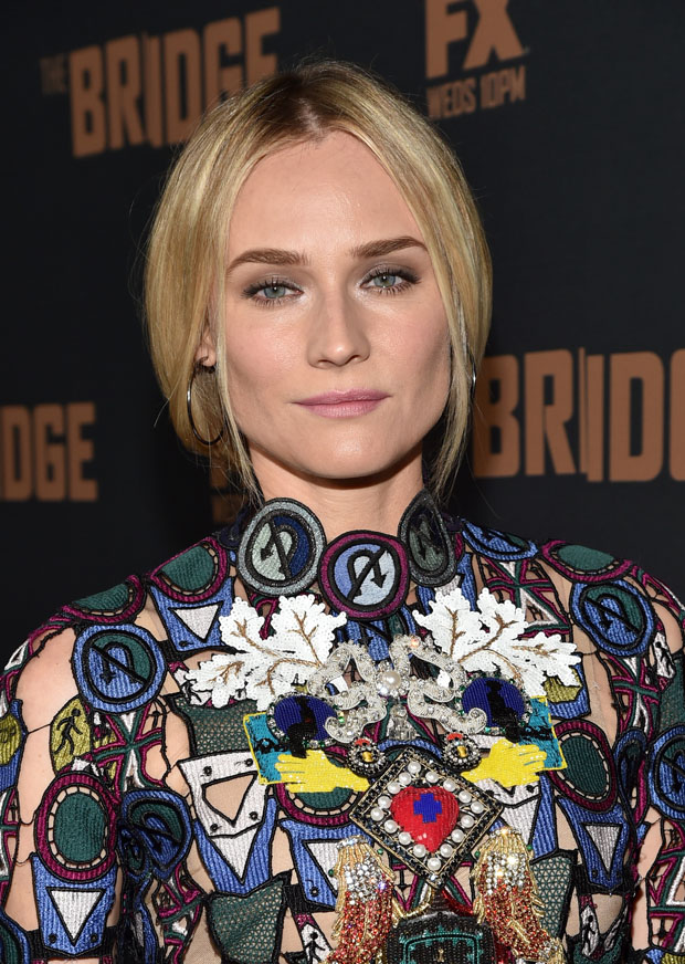 "Premiere Of FX's ""The Bridge"" - Red Carpet"