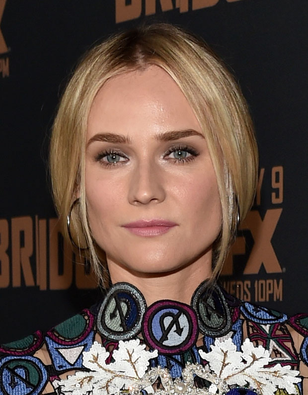 Diane Kruger in Mary Katrantzou