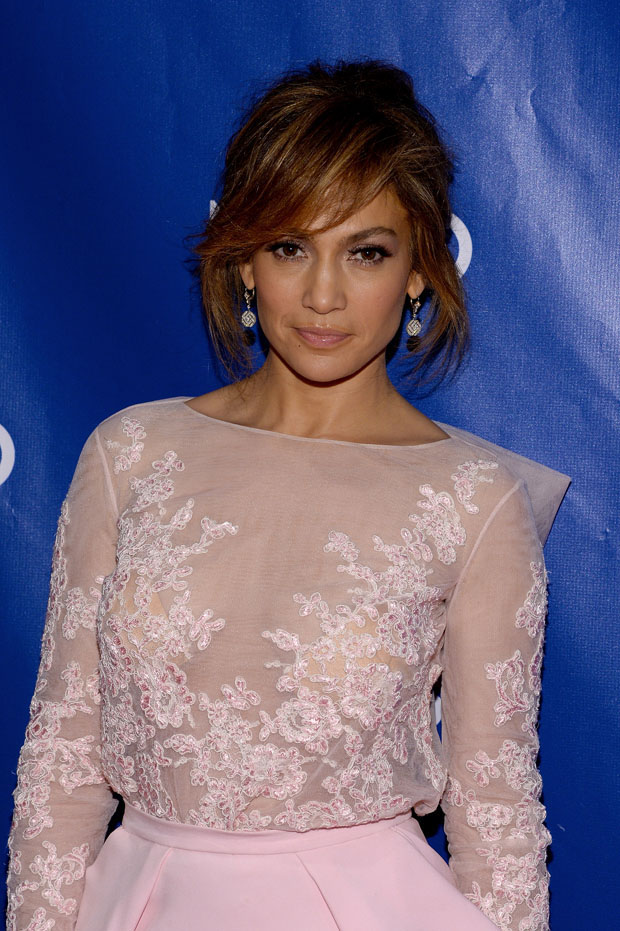 Jennifer Lopez in Zuhair Murad Couture