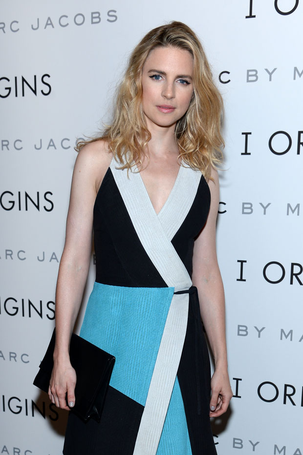 Brit Marling in Proenza Schouler