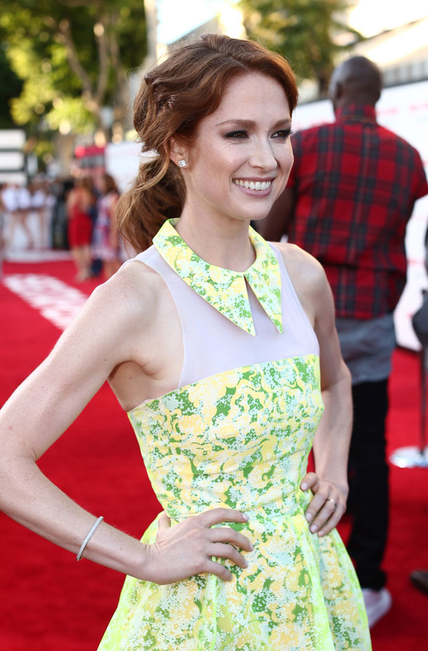 Ellie Kemper in Honor