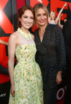 Ellie Kemper in Tanya Taylor and Cameron Diaz in Stella McCartney