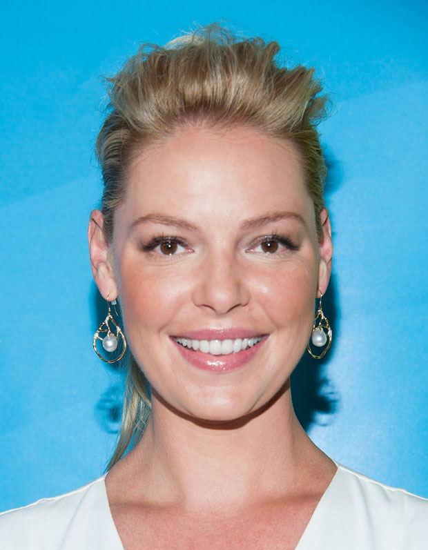 Katherine Heigl in Michael Kors