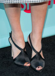 Caitlin FitzGerald's Jimmy Choo sandals