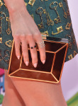 Megan Fox's Ferragamo clutch