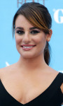 Lea Michele in Preen