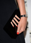 Diane Kruger's Charlotte Olympia 'Hold Me Pandora' clutch