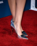 Olivia Cooke's Jimmy Choo 'Ari' pumps