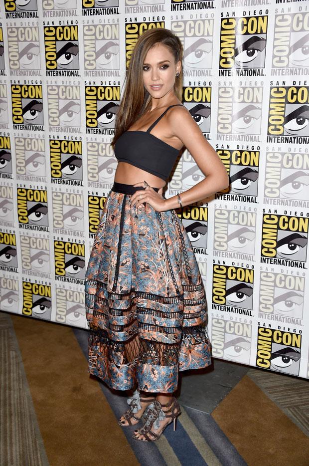 As estrelas na moda da comic con blog de hollywood - Tanya zimmerman ...