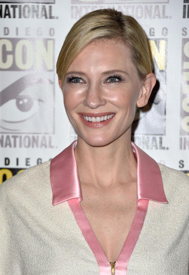 Cate Blanchett in Fausto Puglisi