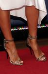 Heidi Klum's sandals