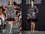 Adèle Exarchopoulos In Louis Vuitton - Vogue Foundation Gala