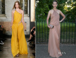 Arizona Muse In Emilio Pucci - The Serpentine Gallery Summer Party