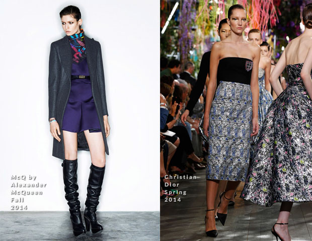 Ashley Madekwe In McQ by Alexander McQueen & Christian Dior2