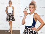 Ashley Roberts In Finders Keepers - Sheer Cover Studio Photocall