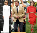 Best Dressed Of The Week  - Nicola Peltz In Stella McCartney, Gemma Arterton In Prabal Gurung & David Beckham Ralph Lauren