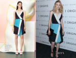 Brit Marling In Proenza Schouler - 'I Origins' New York Premiere