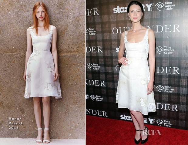 Caitriona Balfe In Honor Resort 2015 - 'Outlander' Series Screening