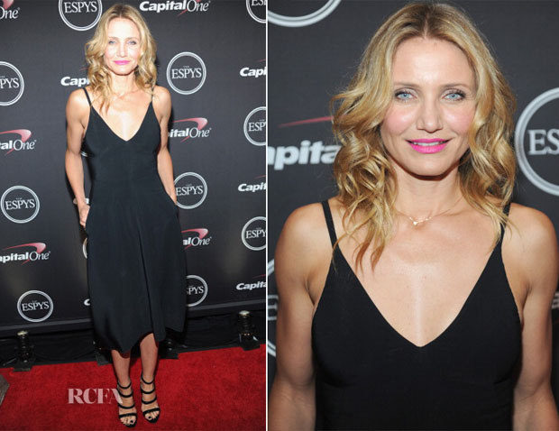 Cameron Diaz In Reed Krakoff - 2014 ESPY Awards