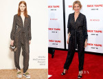 Cameron Diaz In Stella McCartney  - 'Sex Tape' LA Premiere