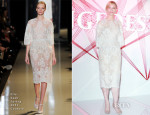 Cate Blanchett In Elie Saab Couture - SK-II Promotional Event