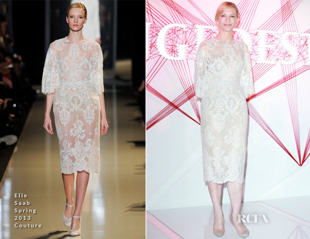 Cate Blanchett In Elie Saab Couture - SK-II Promotional Event 2