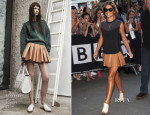 Cheryl Cole In Alexander Wang - BBC Radio 1
