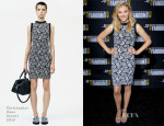 Chloe Grace Moretz In Christopher Kane - mtvU Fandom Awards