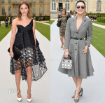 Christian Dior Falll 2014 Couture Front Row2