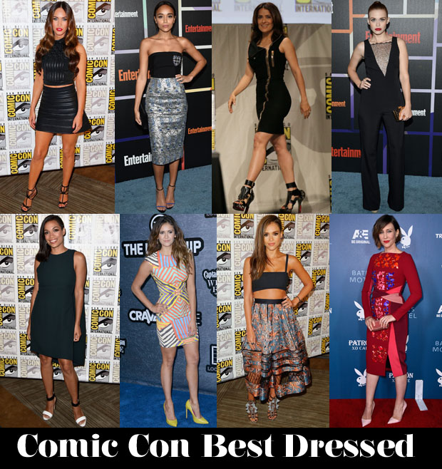 Who Was Your Best Dressed At Comic-Con?