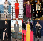 Which Was Your Favourite Emma Stone 'The Amazing Spider-Man 2' Promo Tour Look?