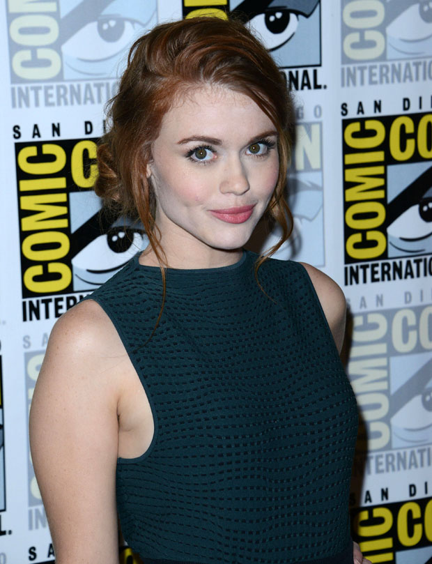 Holland Roden in Opening Ceremony
