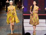 Fan Bingbing In Dolce & Gabbana - The White Haired Witch of Lunar Kingdom' Beijing Press Conference