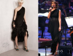 Gemma Arterton In Lanvin - Tim Rice - A Life In Song