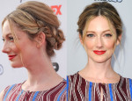 Get Judy Greer's 'Married' LA Premiere Summer Braid & Rich Red Lip